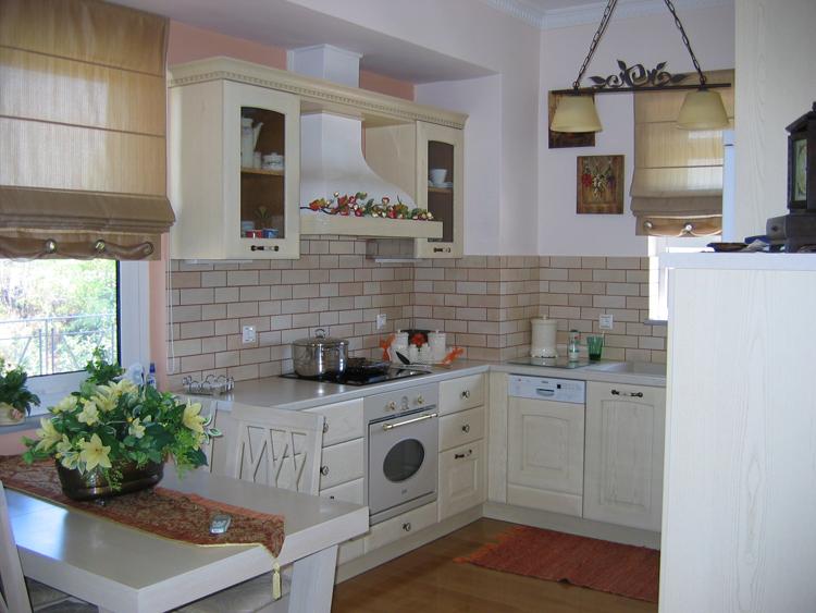 Κλασική κουζίνα-Systema di Cucina ΑΦΙΔΝΑΙΣ