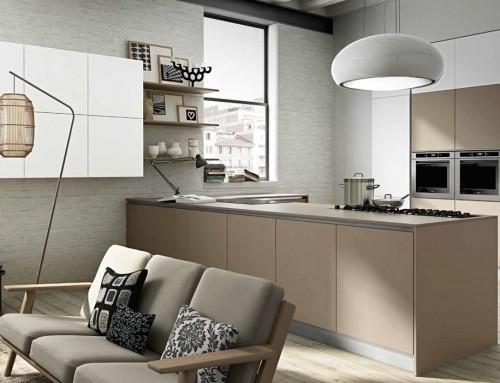 Νέα κουζίνα σε minimal style