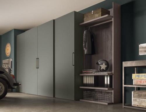 Ντουλάπα με χρώμα για γραφείο, για υπνοδωμάτιο, για καθιστικό